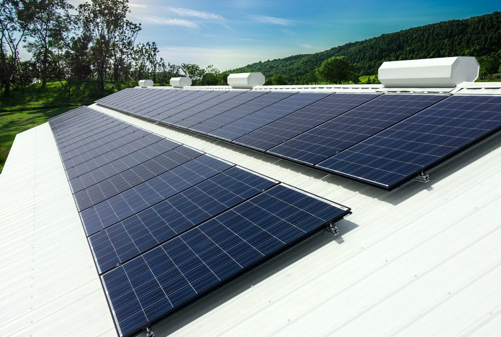 Solar on white metal roof.jpg